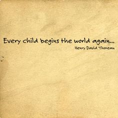 Every Child Begins | Wall Decals - Trading Phrases