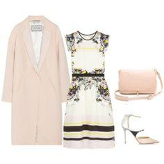 2c5451f4 Shop the The Paris Edit on Stylabl.com People Dress, Pale Pink, Preppy