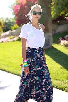 DAY PARTY STYLE Coachella 2013 | Erika Brechtel | Brand Stylist