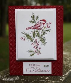 Simple Beautiful Season by Lauriloo - Cards and Paper Crafts at Splitcoaststampers