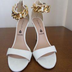 Dressbe   Sandália Cecconello #shoes #sandália #moda #fashion