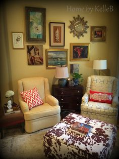 Make the Most of Your Space: Home by KelleB | KelleB Design Services in West Texas