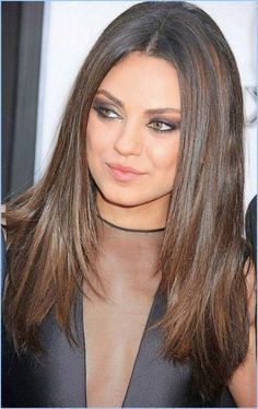 Natural Hair Best Straight Hairstyles Hair Style For Long Straight Hair 20190501 May 01 2019 Straight Hairstyles Long Layered Hair Short Hair Styles Easy