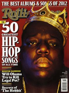 Rolling Stone cover, The Notorious B.I.G., Jan. 2013