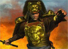 Matsu Yoshino Lion Clan