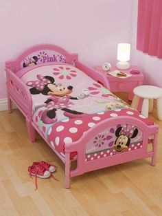 Lit Enfant La Boutique De Minnie Mouse Disney