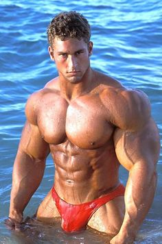 SEXY, LARGE and IN CHARGE. Alpha Muscle Hunks…