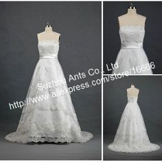 Aliexpress.com : Buy Bride Elegant Real Strapless Grecian Style Wedding Dress Empire RW250 from Reliable grecian style wedding dress suppliers on Suzhou Ants Co., Ltd $146.92