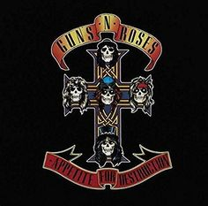 Guns N' Roses - Appetite for Destruction Explicit Lyrics