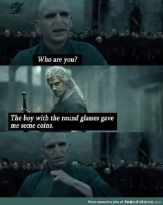 Memes Humor, Funny Memes, Humour Quotes, Comedy Quotes, 9gag Funny, Funny Videos, Stupid Funny, Hilarious, Witcher Wallpaper