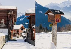 Tiny Atlas Quarterly | Travel Log: Gryon, Switzerland