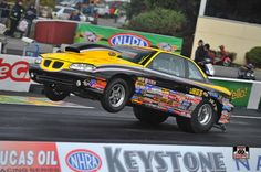 #wheelsupwednesday Anthony Bertozzi Pulling the Front Wheels with His Pontiac Grand Am