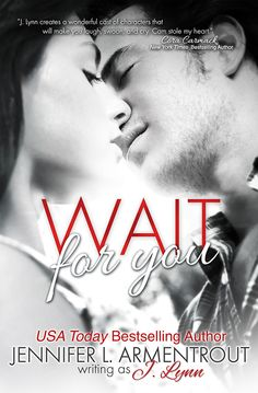 Bebendo Livros: Wait For You - J. Lynn