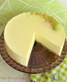 tarta-de-limon My Recipes, Sweet Recipes, Dessert Recipes, Delicious Desserts, Yummy Food, Thermomix Desserts, Mini Cheesecakes, Macaron, Sweet And Salty