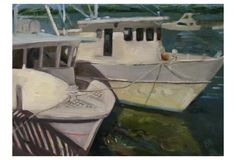 Susan Trott, Shem Creek Boats