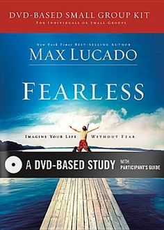 """[""""Finding freedom from your fears is easier than you think. Let Max Lucado help you or your small group explore and find a spiritual solution to the growing minefield of fear. What if faith, not fear, was your default reaction to threats? In these six DVD sessions, Fearless addresses some of your biggest fears and shows you how the solution may be easier than you think.\r\n<br><br>\r\nTopics include:\r\n<br><br>\r\nWhy Are We Afraid?<br>\r\nFear of Not Mattering<br>\r\nFear of Disappointing…"""