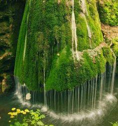 Bigar Waterfall, Transylvania, Romania