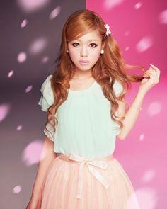 Nishino Kana, singer