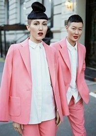 Michelle Harper and Jenny Shimizu for & Other Stories