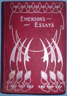 emerson read essays Librivox recording of essays, second series, by ralph waldo emerson read by bob neufeld ralph waldo emerson (1803 - 1882) was an american essayist.