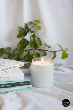 #candle #books #home #decor