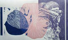Resultado de imagem para xilogravura cor