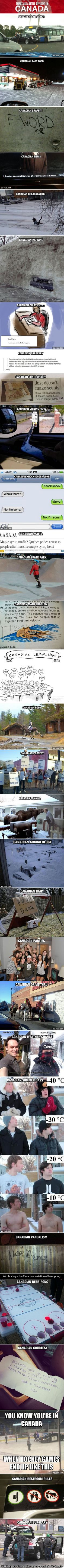 The 30 Most Canadian Things That Have Ever Happened