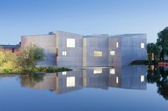 Wallpaper Design Award/Best New Public Building  Hepworth Wakefield by David Chipperfield Architects