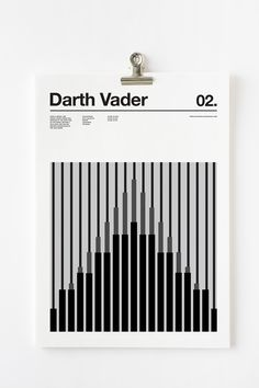 Three Colour Star Wars on Behance