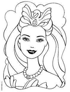 barbie malvorlage   ausmalbilder   barbie malvorlagen, ausmalbilder barbie und malvorlagen