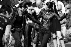 Tokyo Rockabilly Club These guys are so cool, they meet every Sunday outside the entrance Yoyogi park in Japan and dance to Oldies http://youtu.be/JFxJwBoGDTs