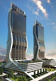 Folkart Towers, Turk