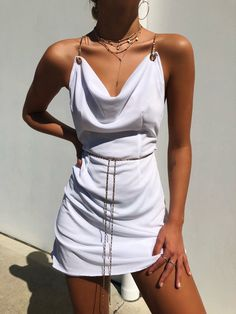 Women Casual Dress Wedding Dresses With Sleeves Denim Midi Dress – glasscls Mode Outfits, Chic Outfits, Pretty Outfits, Spring Outfits, Fashion Outfits, Womens Fashion, Outfit Summer, Fashion Fashion, Dress Outfits