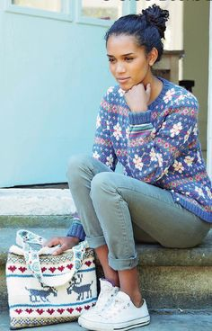#ClippedOnIssuu from Fair Isle & Nordic Knits