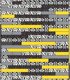 Jelly roll quilting patterns for boys 65 best ideas Easy Hand Quilting, Hand Quilting Patterns, Quilting Tutorials, Quilting Designs, Quilting Ideas, Tatting Patterns, Quilting Projects, Sewing Patterns, Jellyroll Quilts