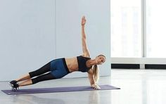 Here's an Insanely Effective Ab-Burning Move You Need to Try - SELF