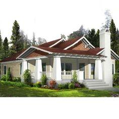 Prefab homes kit home 2br 1ba 768 sf domela 24x32 modern house kits