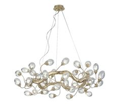 Buy Lotus Ring Chandelier by Serip Lighting by Collective Form - designer Lighting from Dering Hall's collection of Contemporary Transitional Modern Chandeliers. Transitional Lighting, Transitional Living Rooms, Transitional Kitchen, Transitional Rugs, Ring Chandelier, Chandeliers, Rugs In Living Room, Lotus Ring, Glam Mirror