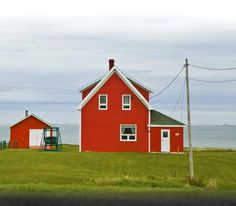 Magdalen Islands are a world away in more ways than one Dallas Morning News, Canada, Good House, Newfoundland, Islands, Shed, Backgrounds, Wanderlust, Articles