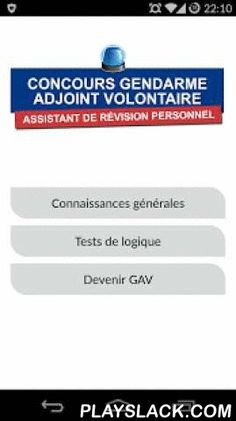 Gendarme Adjoint Volontaire  Android App - playslack.com ,  Mettez toutes les chances de votre côté grâce à l'application Concours Gendarme Adjoint Volontaire.Grâce aux tests proposés, révisez la totalité des épreuves d'entrée !*-*-*-*-*-*-*-*-*-*-*-*-*-*-*-*-*-*-*-*-*-*-*-*-*-*Nous avons ouvert un site pour aider les personnes désirant devenir Gendarme Adjoint Volontaire ! Vous pouvez vous y rendre et nous donner votre avis…