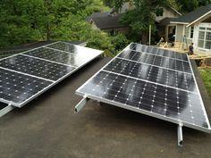 Decatur, Georgia solar carport
