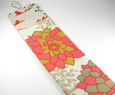 Travel Knitting Needle Organizer Needle Pouch by ChantelandMe, $19.00