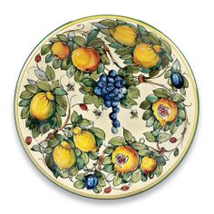 Toscana Bees, large round platter