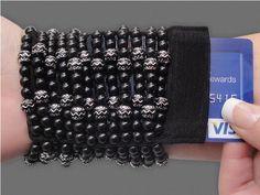 wallets to wear. I would wear that! =)
