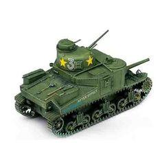 "Armored Car Tank Military Model 1/35 ""U.S Medium Tank M3 Lee"" #T13206"