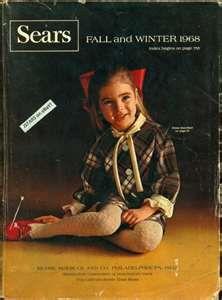 1968 SEARS CATALOG, FALL and WINTER, SEARS, ROEBUCK & COMPANY,