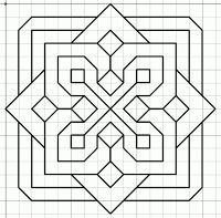 patrones blackwork gratuitas imaginesque