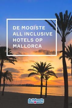 Op zoek naar een luxe zonvakantie? Check deze all inclusive hotels op Mallorca.