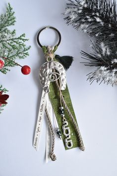 Lucky Charm, Artsy, Charmed, Candles, Personalized Items, Christmas Ideas, Easter, Blue, Key Fobs