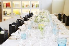 London's leading health, wellbeing and lifestyle club offering integrated medical clinic, spa retreat, gym, healthy restaurant and inspiring events. Lifestyle Club, Fun Events, Goodies, Table Settings, Wellness, Restaurant, London, Table Decorations, Luxury